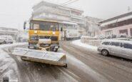Καιρός στη Θεσσαλονίκη: Έπεσαν τα πρώτα χιόνια του 2021 – Η σημερινή πρόγνωση