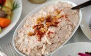 ΠΟΛΙΤΙΚΗ ΚΟΥΖΙΝΑ: Τσερκέζ ταβούκ (κοτοσαλάτα με καρύδια)