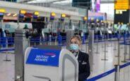 """Βρετανία: British Airways και Heathrow ζητούν χαλάρωση των περιορισμών στα ταξίδια – """"Να μπει και η Ελλάδα στην πράσινη λίστα"""""""
