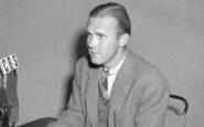 Η δολοφονία του Τζορτζ Πολκ στη Θεσσαλονίκη