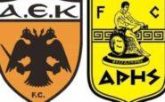Η κλήρωση των ΑΕΚ και Άρη στo Europe Conference League