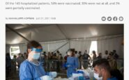 Ισραήλ: Η πραγματική εικόνα για τα εμβόλια