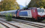 Θεσσαλονίκη: Τρένο παρέσυρε γυναίκα στο Κορδελιό