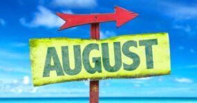 Εορτολόγιο – Αύγουστος 2021