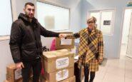 Δ. Ωραιοκάστρου: Αποστολή τροφίμων και ειδών πρώτης ανάγκης στους σεισμοπαθείς της Κρήτης
