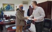 Δήμος Ωραιόκαστρου: Ορκίστηκε νέος δημοτικός σύμβουλος ο Χαράλαμπος Καλώνης