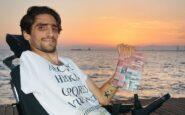 Θεσσαλονίκη: Ο Δημήτρης Αντωνίου, 15 χρόνια μετά το ατύχημά του, δεν χάνει το χαμόγελό του