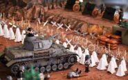 Θεσσαλονίκη: Το Οχυρό Ρούπελ… με playmobil στο Πολεμικό Μουσείο (ΦΩΤΟΓΡΑΦΙΕΣ)